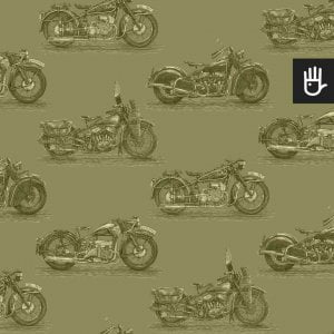 tapeta stare motocykle bmw harley indian zundapp oliwka