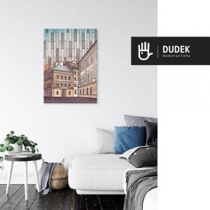 Lublin canvas obraz na plotnie stare miasto rynek 9