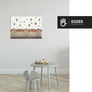 Lubli obraz canvas plac zamkowy dla dzieci