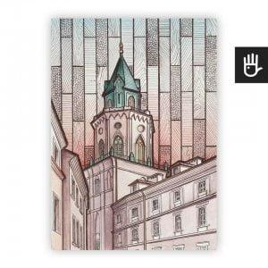 lublin plakat poster trynitarska
